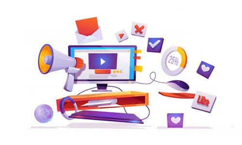 illustrate it services video marketing video marketing services video advertising